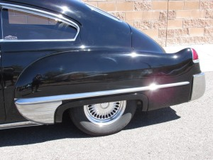 1949 cadillac tail fins