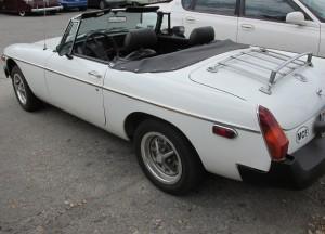 1980 mgb roadster