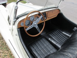 morgan dashboard photo
