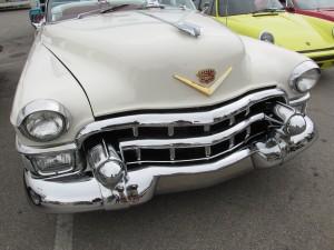 53 cadillac eldorado convertible