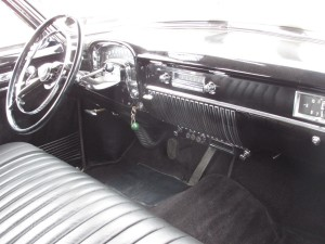 dashboard 1951 cadillac fleetwood limo