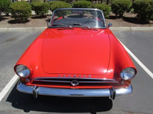1964 sunbeam tiger