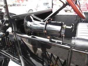 1917 model t horns