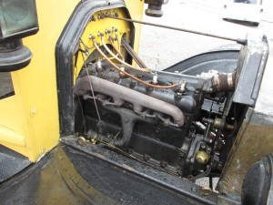 model t ford engine