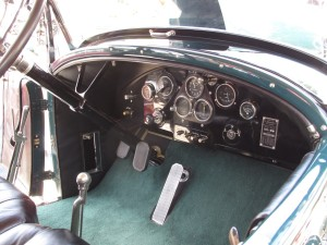 1919 locomobile dashboard