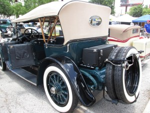 1919 locomobile model 48 sportif