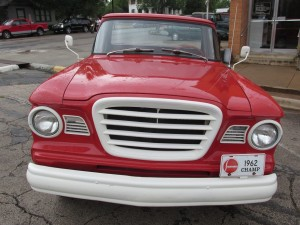 studebaker champ design