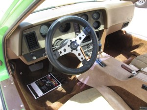 bricklin sv-1 dashboard photo
