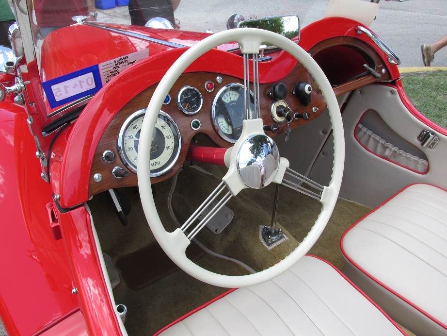 The Rare 1952 Singer Roadster Auto Museum Online