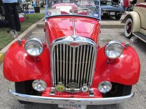 1952 singer roadster