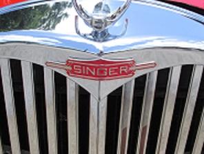 singer automobiles