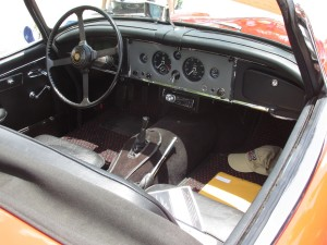 jaguar xk 150 dashboard