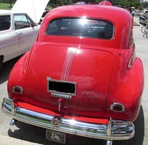 1941 pontiac model 25