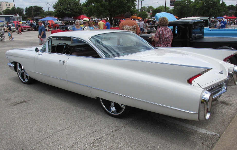 The 1960 Cadillac A Graceful And Toned Down Automobile Auto