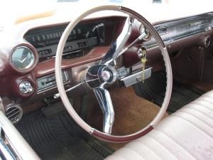 1960 cadillac dashboard