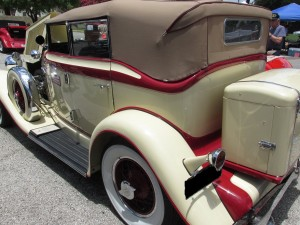 1931 auburn phaeton convertible
