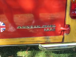 austin mini 1275