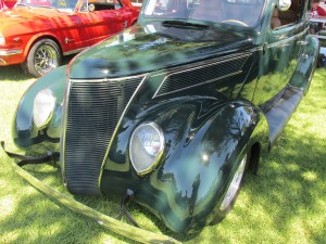 37 ford coupe grille
