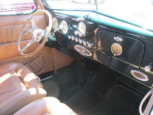 1937 ford club coupe interior