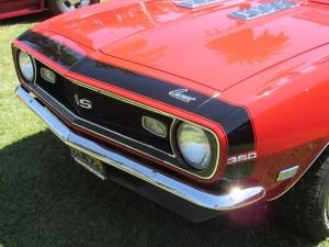 60's camaro ss