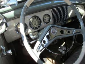 1940 buick dashboard