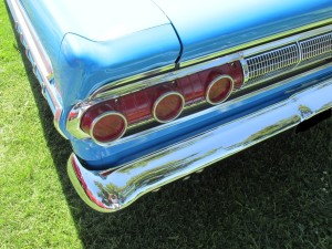 1964 mercury comet tail lights