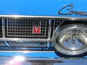 1964 mercury comet grille