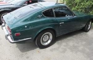 restored 240 Z