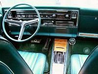 67 buick riviera dashboard