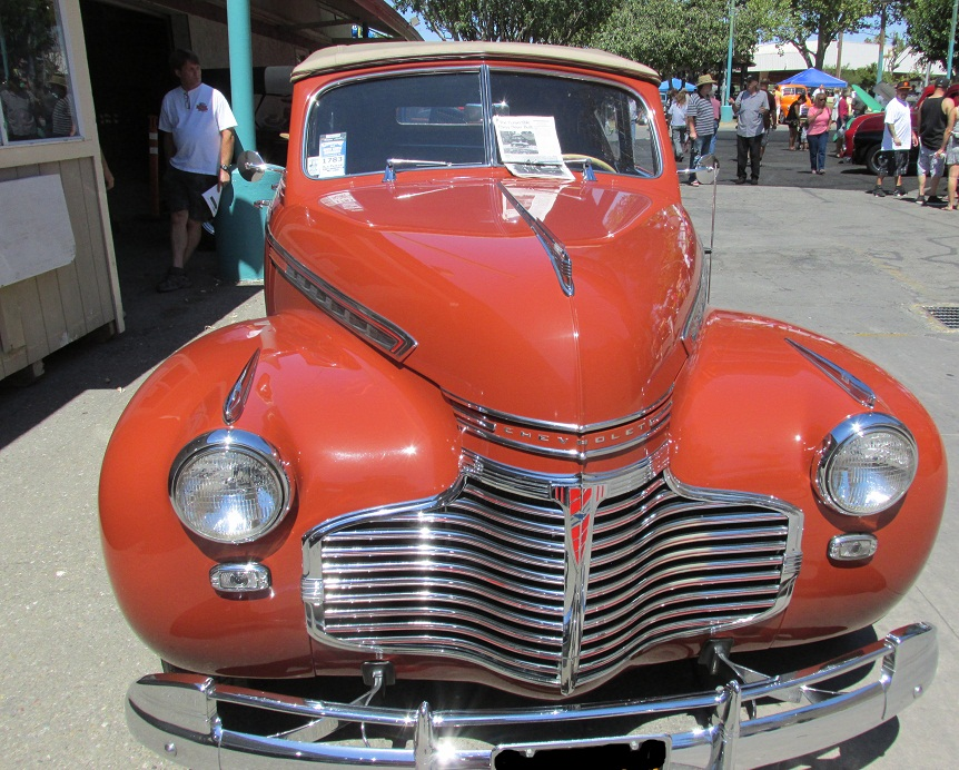 1941 Chevy Fleetline Convertible / The Car That Wasn't Made | Auto