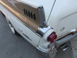 golden hawk tail fins