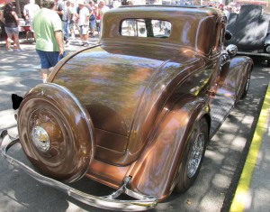 34 plymouth business coupe