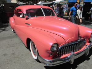 1948 customized buick super