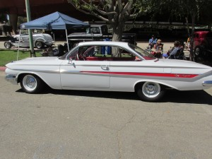 1961 chevy impala photo