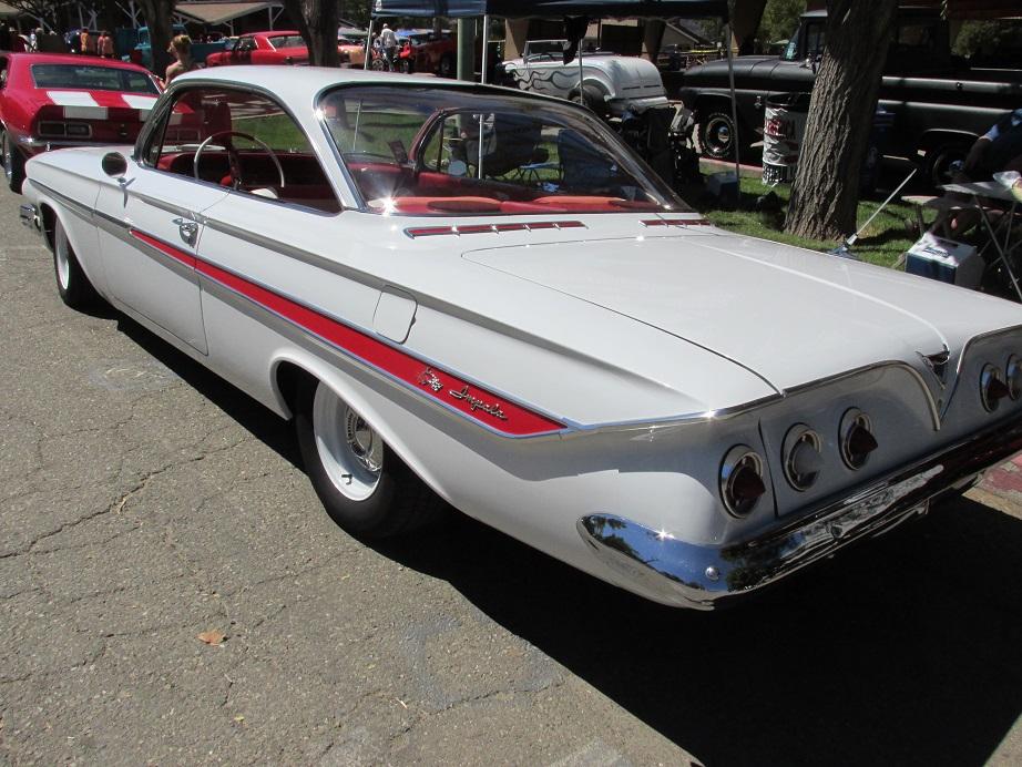 1961 Chevrolet Impala  Photos Specs and History  Auto Museum Online