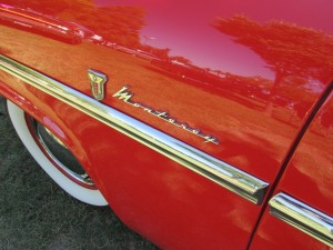 1953 mercury monterey trim package