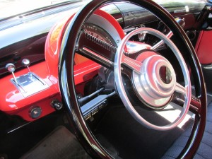 1953 mercury monterey dashboard and interior