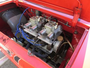 prinz air cooled engines