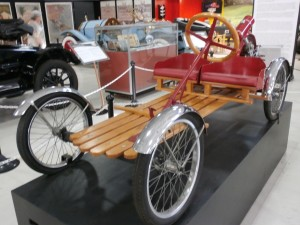 flyer cycle car