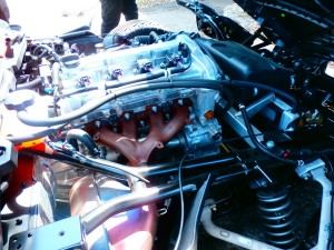 polaris slingshot engine
