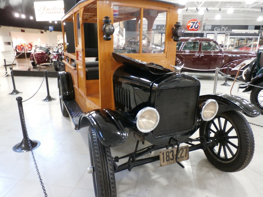 model t with model a engine