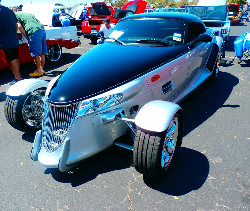 The Plymouth / Chrysler Prowler / The Design Story And