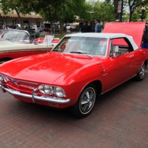 1965 chevy corvair corsa
