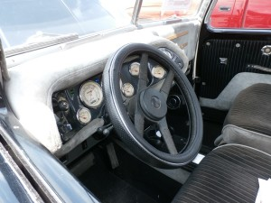 willys wagon dashboard