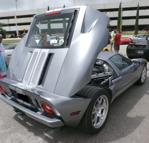 2006 ford gt first generation
