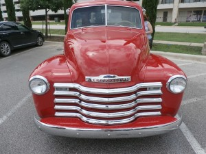 1950 chevy 3100 half ton