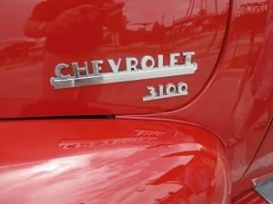 chevy 3100 half ton pickup