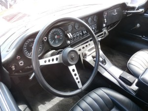 jaguar xke dashboard