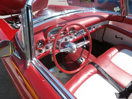 Ford Lightning Specs >> 1955 Ford Thunderbird / See Photos, Specs and Design ...