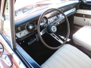 1968 plymouth barracuda dashboard